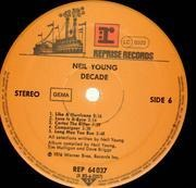 LP-Box - Neil Young - Decade - Trifold