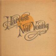 LP - Neil Young - Harvest - ORIGINAL US