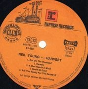 LP - Neil Young - Harvest - Club Edition