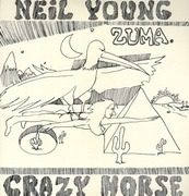 LP - Neil Young With Crazy Horse - Zuma