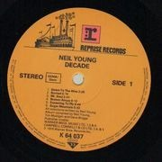 LP-Box - Neil Young - Decade