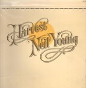 LP - Neil Young - Harvest - Gatefold; + iNSERT