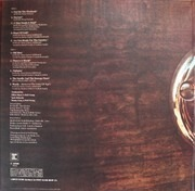 LP - Neil Young - Harvest - UK + LYRIC SHEET