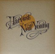 LP - Neil Young - Harvest - Gatefold Sleeve