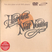 DVD - Neil Young - Harvest - 30th Anniversary / Digisleeve