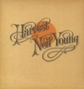 LP - Neil Young - Harvest