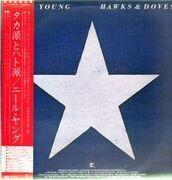 LP - Neil Young - Hawks & Doves - Obi, OIS