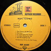 LP - Neil Young - Neil Young