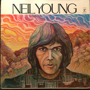 LP - Neil Young - Neil Young - Winchester press