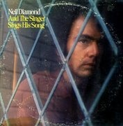 LP - Neil Diamond - And The Singer Sings His Song