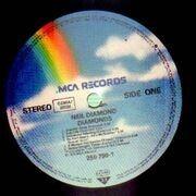 Double LP - Neil Diamond - Diamonds
