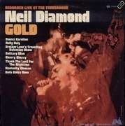 LP - Neil Diamond - Gold