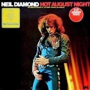 Double LP - Neil Diamond - Hot August Night - Gatefold