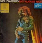 Double LP - Neil Diamond - Hot August Night - only disc 1
