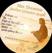 LP - Neil Diamond - Jonathan Livingston Seagull (Original Motion Picture Sound Track) - +12 Page Booklet