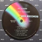 LP - Neil Diamond - Tap Root Manuscript - still sealed
