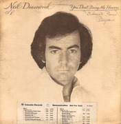 12'' - Neil Diamond - You Don't Bring Me Flowers