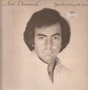 LP - Neil Diamond - You Don't Bring Me Flowers