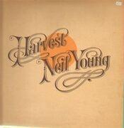 LP - Neil Young - Harvest - w INSERT