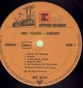 LP - Neil Young - Harvest - w/ insert