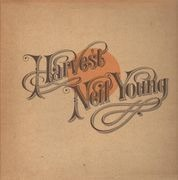 LP - Neil Young - Harvest - WITH INSERT