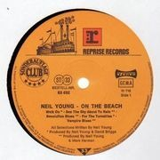 LP - Neil Young - On The Beach - CLUB EDITION
