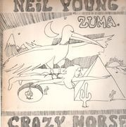 LP - Neil Young With Crazy Horse - Zuma - Original