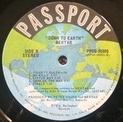 LP - Nektar - Down To Earth - Gatefold