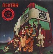 LP - Nektar - Down To Earth - QUAD GERMAN