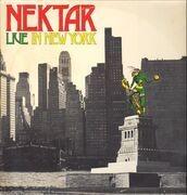 Double LP - Nektar - Live in New York