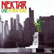 CD - Nektar - Live in New York