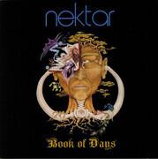 Double LP - Nektar - Book Of Days - Ltd Edition Gold Vinyl