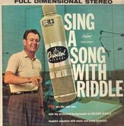 LP - Nelson Riddle And His Orchestra - Sing A Song With Riddle - + Booklet
