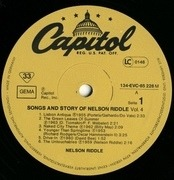 Double LP - Nelson Riddle - Songs And Story Of Nelson Riddle Vol. 4