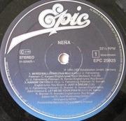LP - Nena - Nena