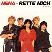 7'' - Nena - Rette Mich