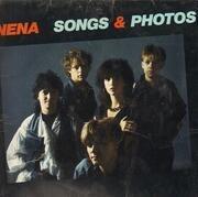 Book - Nena - Songs & Photos