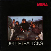 7inch Vinyl Single - Nena - 99 Luftballons