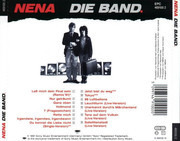 CD - Nena - Die Band