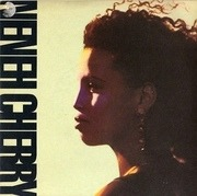 7'' - Neneh Cherry - Manchild - Injection-moulded labels