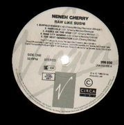 LP - Neneh Cherry - Raw Like Sushi