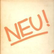LP - Neu! - Neu! - 1st GERMAN PRESSING GREEN BRAIN METRONOME