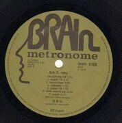 LP - Neu! - Neu! 2 - Green Brain Metronome