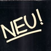 LP - Neu! - Neu! '75 - Original 1st German, Green Brain