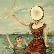LP & MP3 - Neutral Milk Hotel - In Aeroplane Over The Sea - .. =180GR= INCL DNL CARD