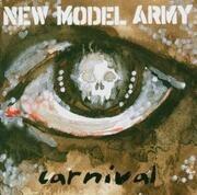 CD - New Model Army - Carnival