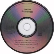CD - New Order - Brotherhood