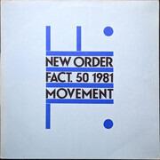 LP - New Order - Movement