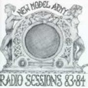 CD - New Model Army - The Radio Sessions