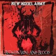 Double LP - New Model Army - Between Wine And Blood - 2LP GATEFOLD